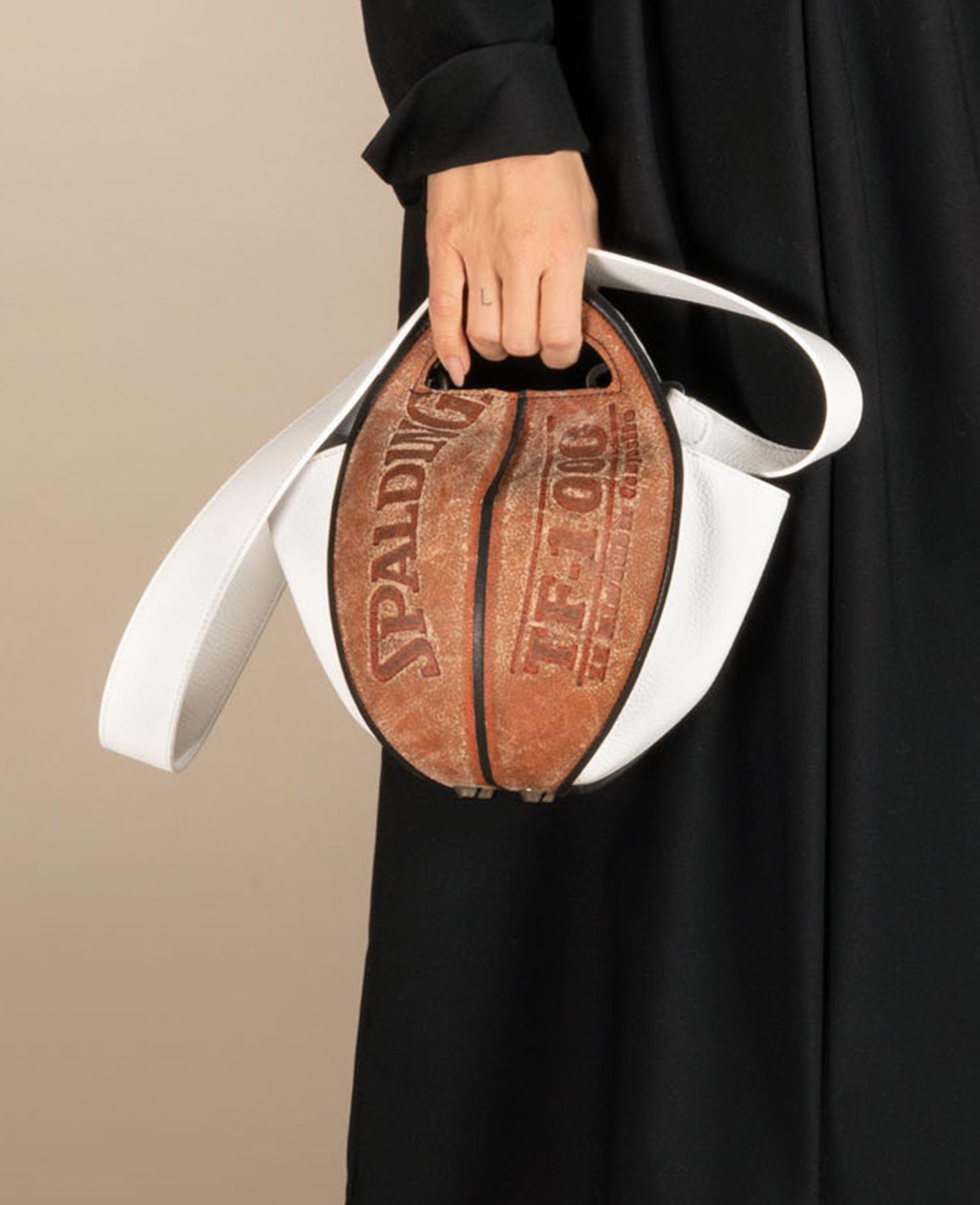 BGBL mini bag in pelle
